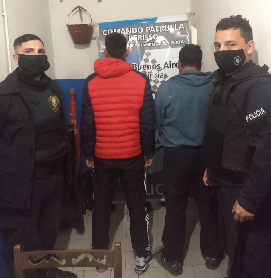 Intento de robo y agresiones: Dos detenidos y dos en el Hospital