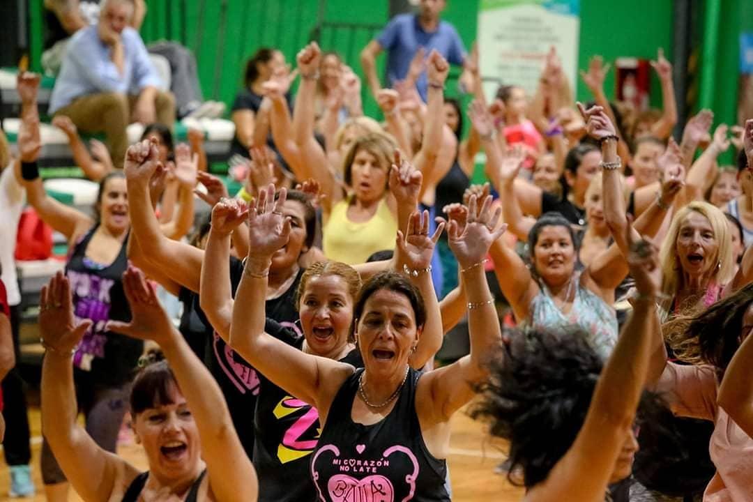 En el marco de las actividades que se vienen desarrollando por el Día Internacional de la Mujer, se llevó a cabo una jornada en el Polideportivo Municipal de Ensenada.