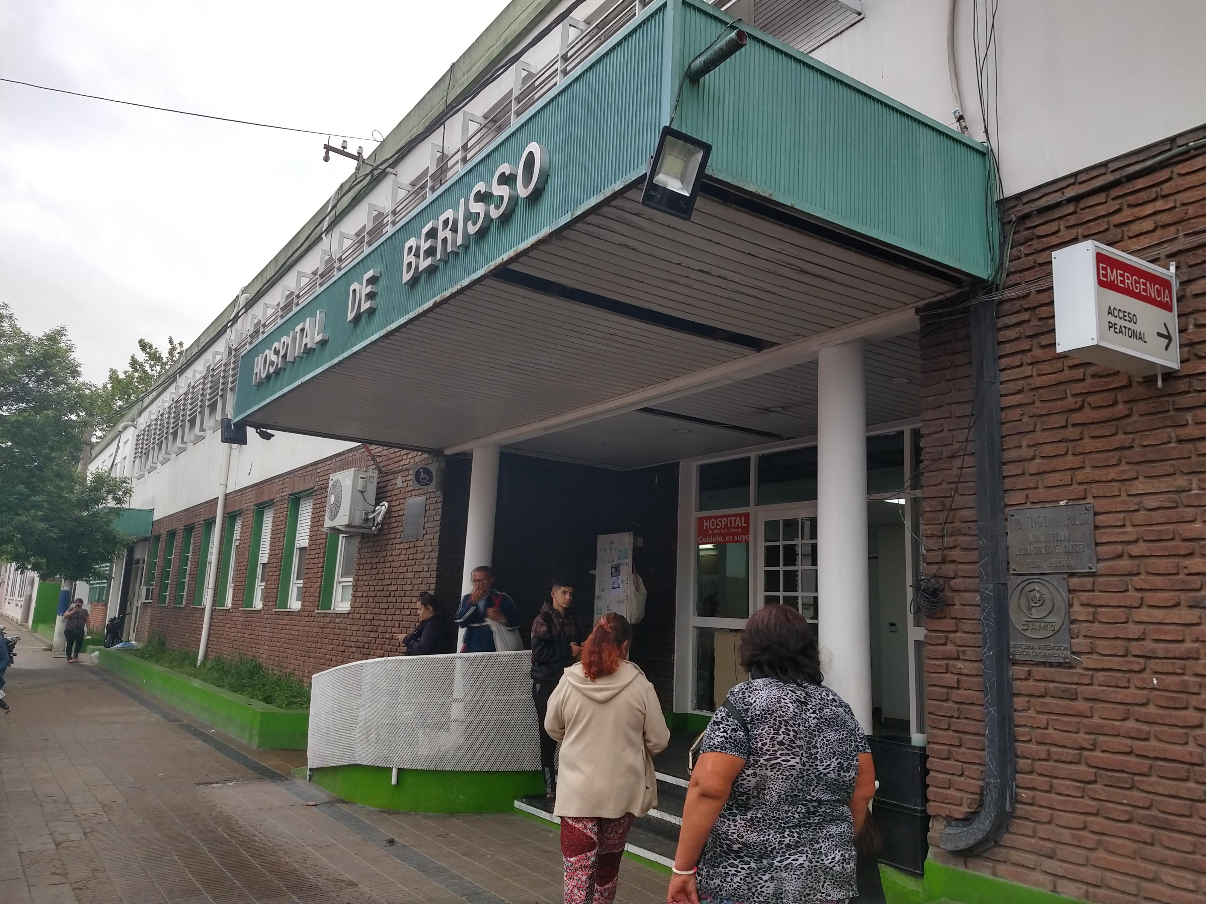 Hospital Larraín: Preocupa la seguridad de trabajadores y pacientes