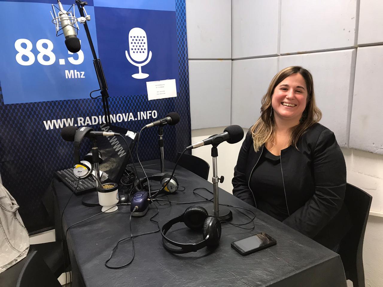 """Micaela Guas: """"Los que sostienen la educación pública son los auxiliares y los docentes"""""""
