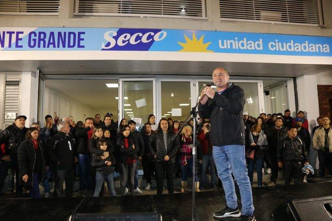 Con el 70 % de las mesas escrutadas en forma provisoria, el intendente de Ensenada Mario Secco se asegura otro mandato en el distrito.