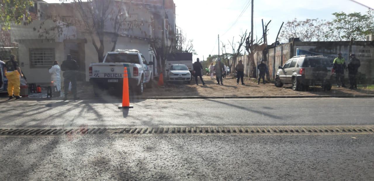 """Operativo de prevención en Barrio José Luis Cabezas: """"Hasta ahora no hubo detección de ningún cuadro febril"""""""