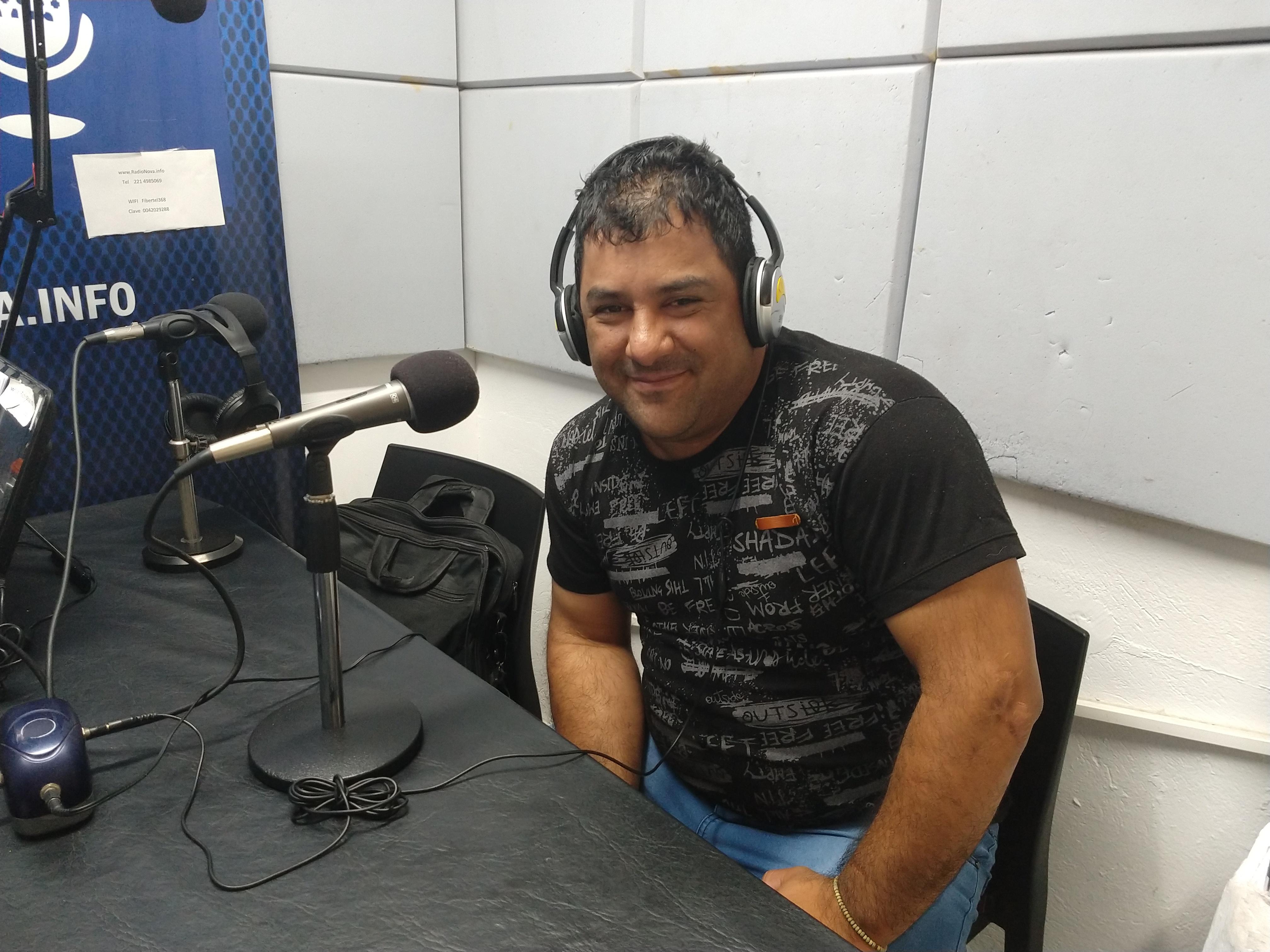 "Jesús Helguera: ""No tengo dudas que de a poquito Fabián va a ir solucionado los problemas"""