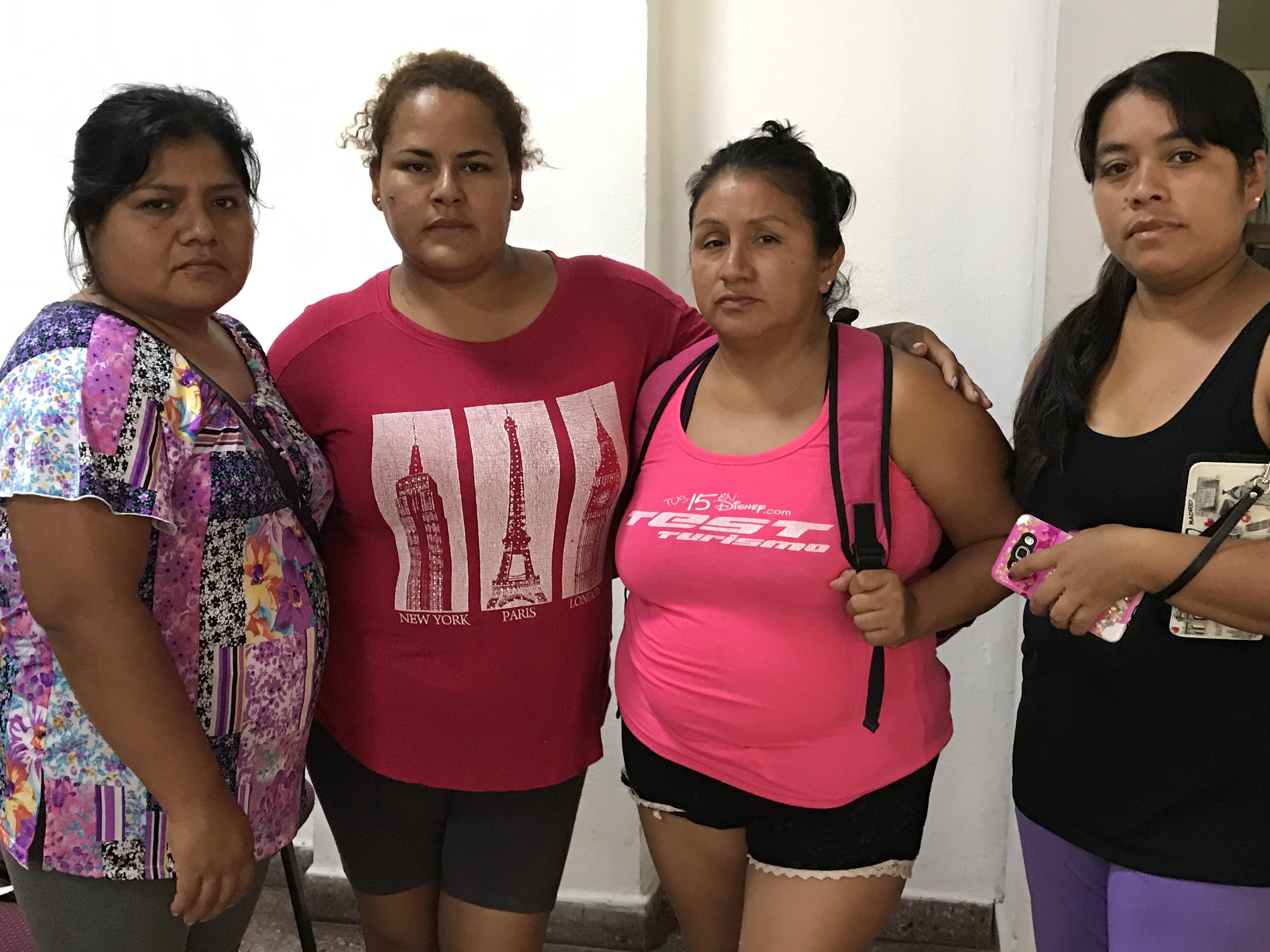 Renovado pedido de ayuda de Janett y su familia: Están en la calle tras haber pedido todo en un incendio