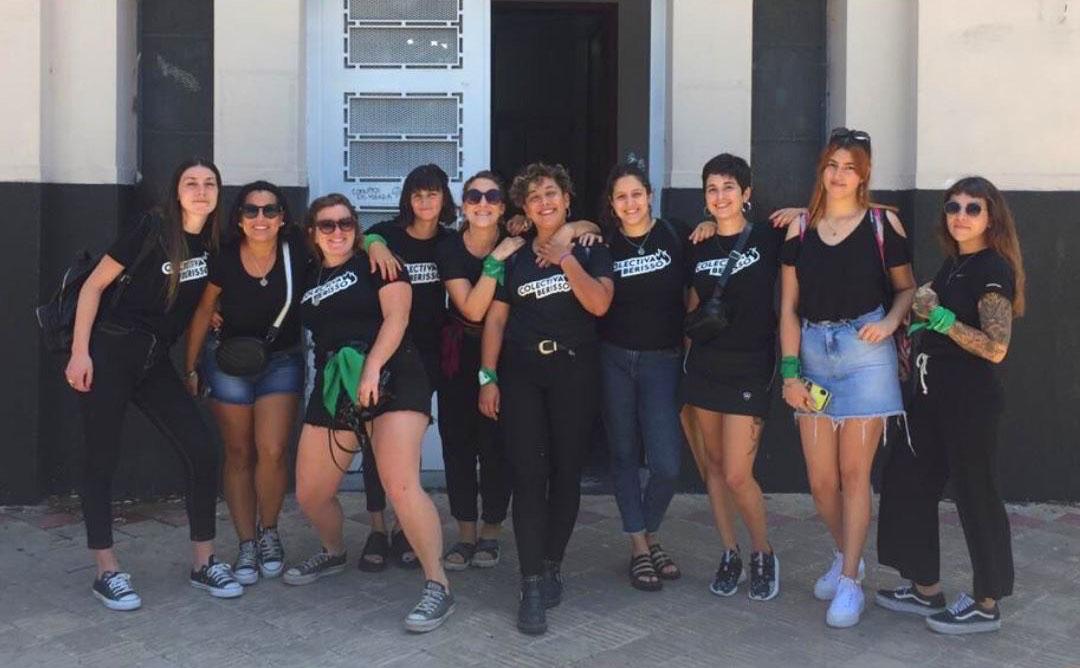 La Colectiva Berisso se reunió con el intendente: Denuncia al director de Cultura, Ley Micaela y refugio