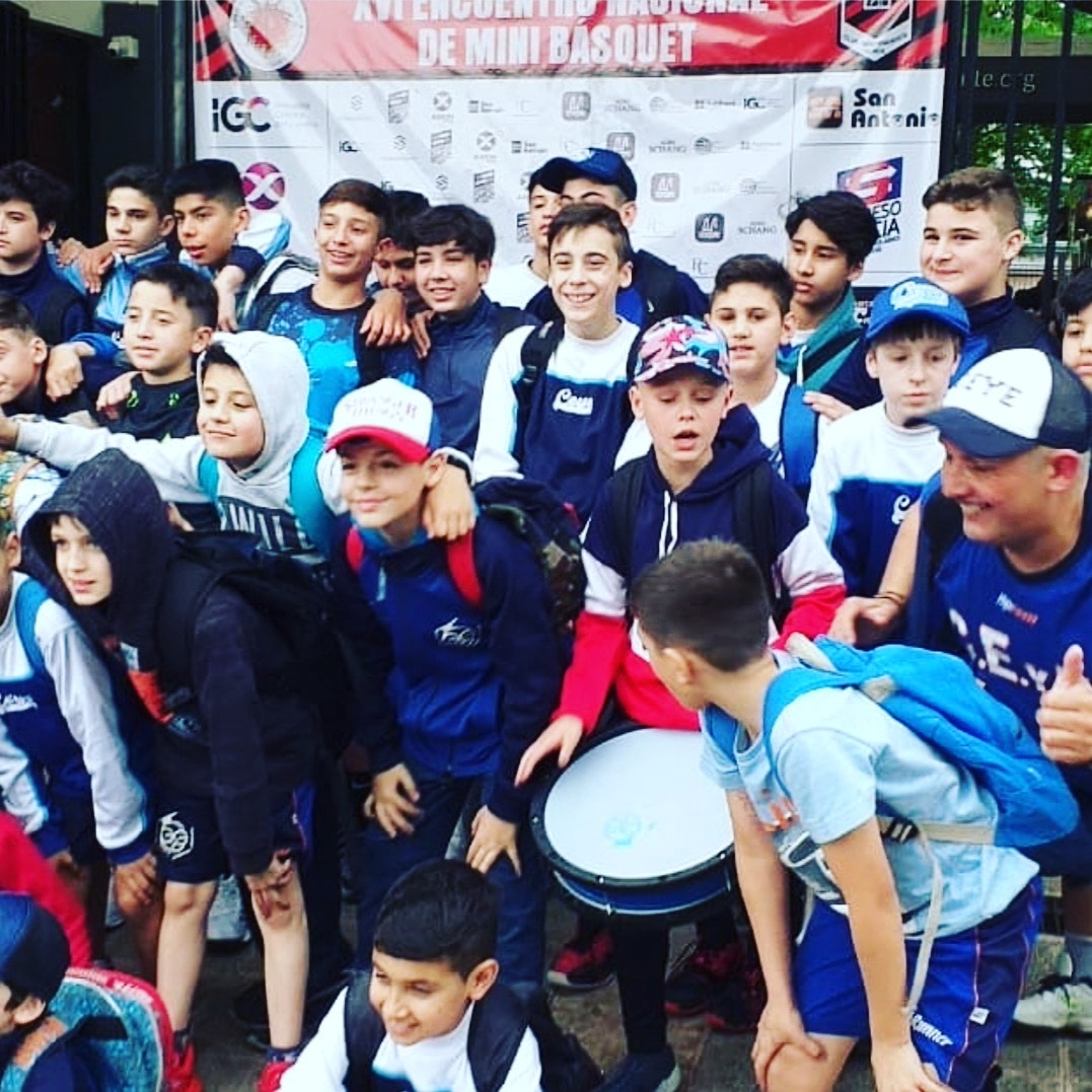 Exitosa experiencia de niños del CEyE en Tandil