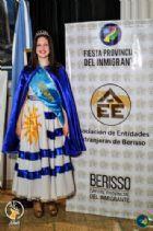 Colectividad Uruguay: Anahid Esposito