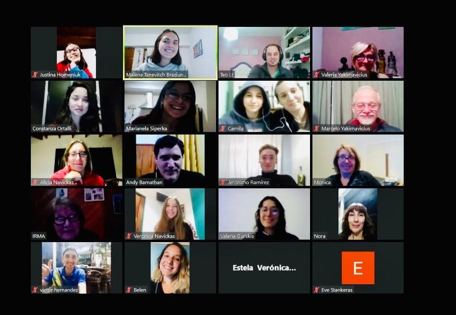 Sociedad Lituana: Clases online y asesoramiento permanente