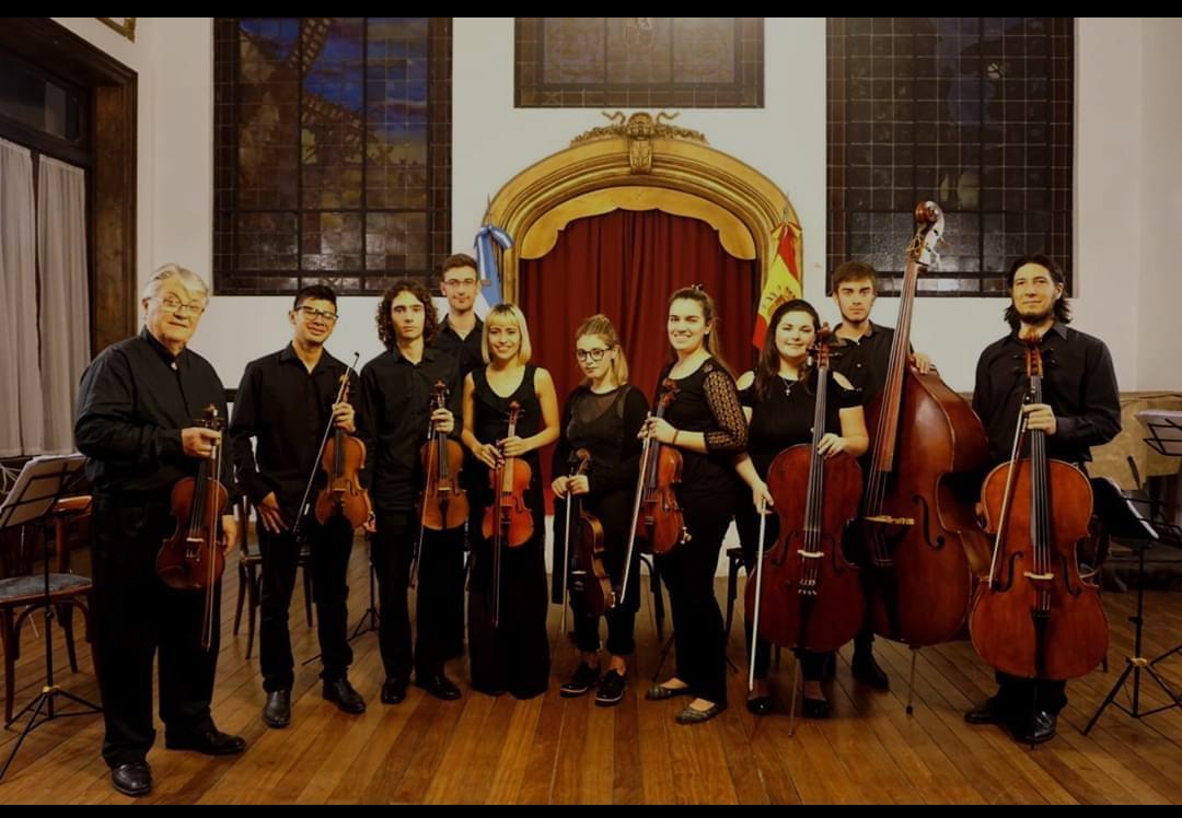 Orquesta Escuela de Berisso: Conciertos virtuales y versiones para todos los gustos