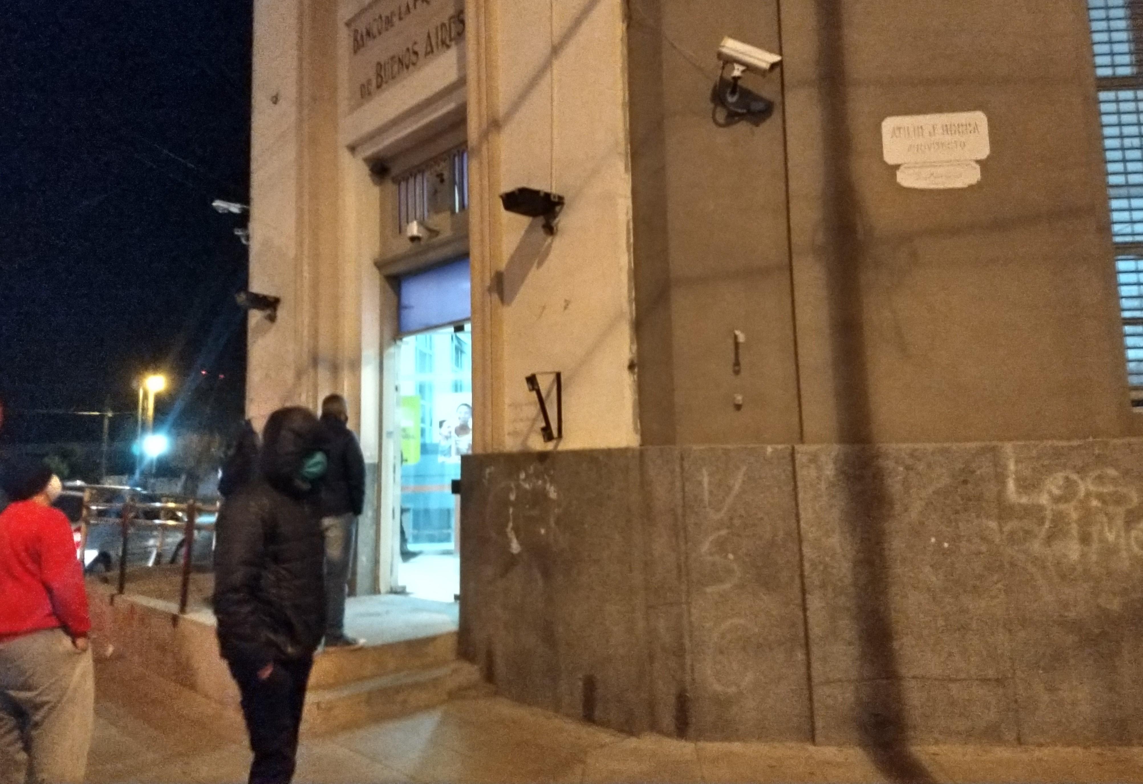 Cajeros del Banco Provincia: Sin plata hasta nuevo aviso