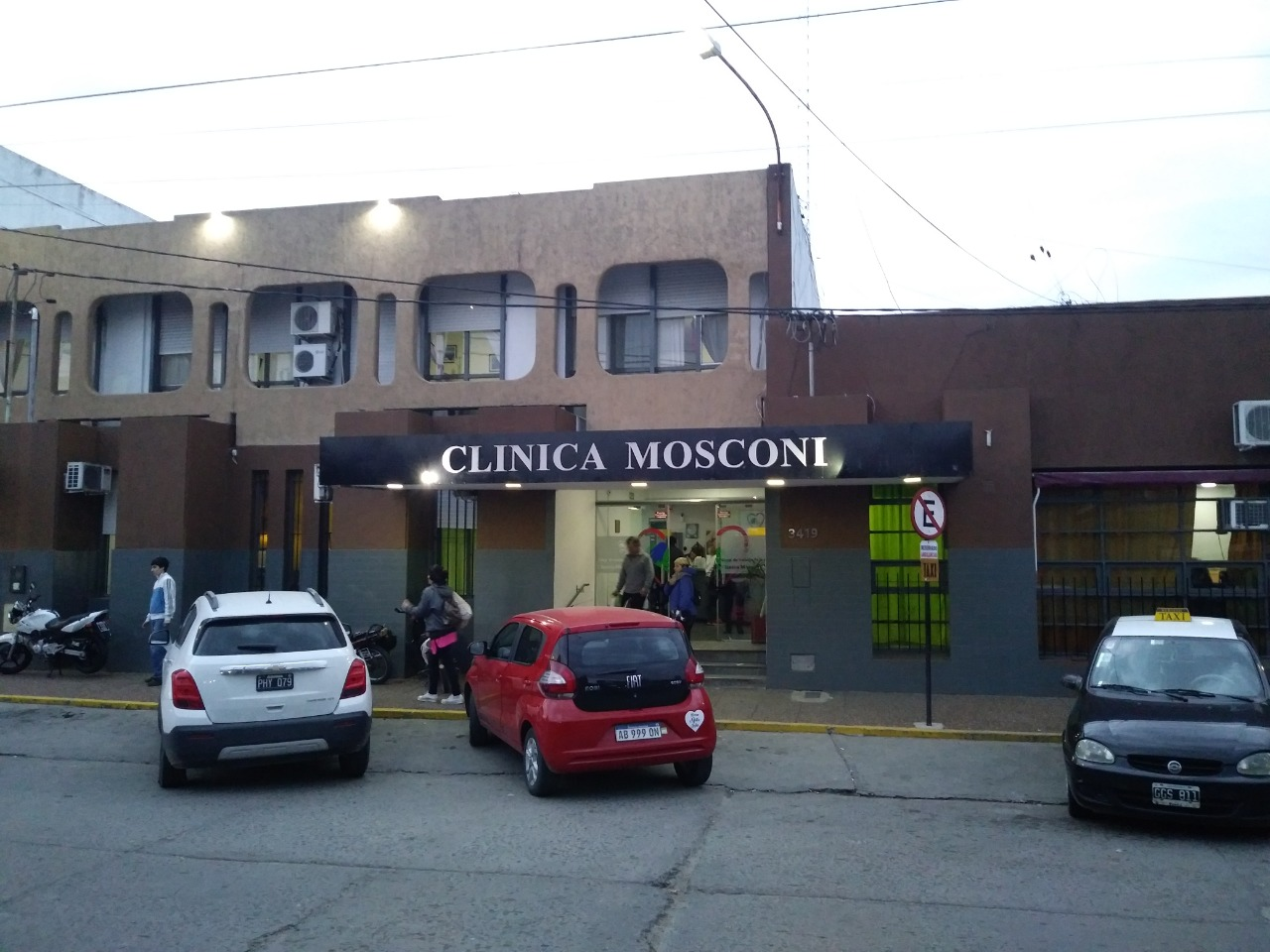 Clínica Mosconi: Horarios, consultas y recetas