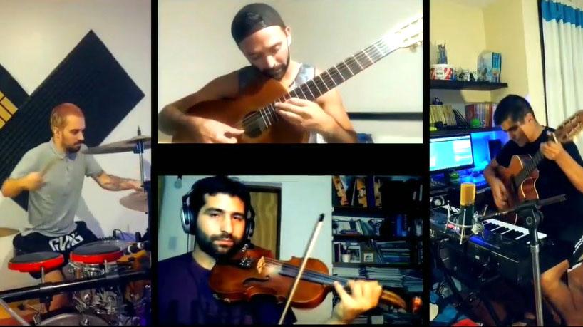 Música para los corazones de la mano Diego Ciccozzi & amigos