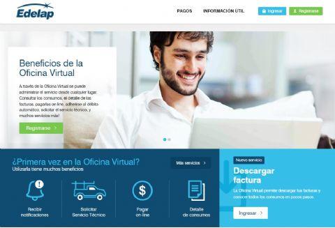 edelap desarroll nueva oficina virtual para brindar m s