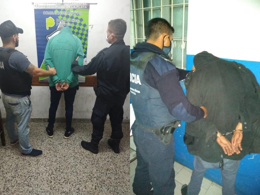 Fin de semana de locos: detuvieron a un joven por intento de homicidio y a otro delincuente por robo