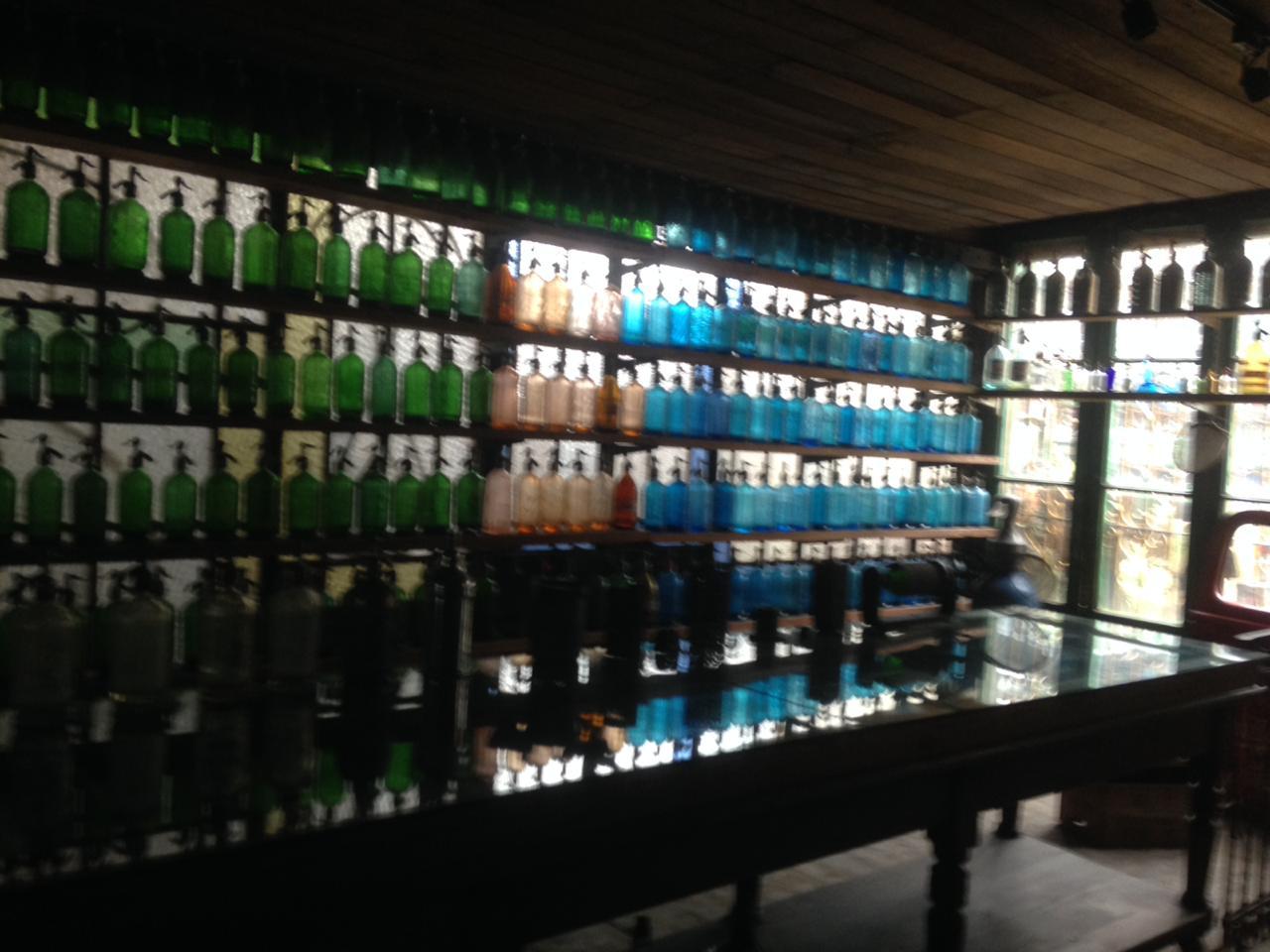 """El """"Museo de la Soda y el Sifón"""", único en nuestro país y el mundo"""
