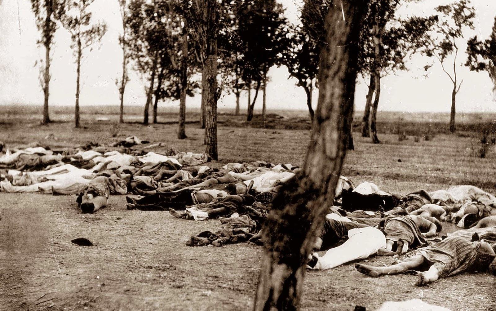"""""""El genocidio armenio es irrefutable e imprescriptible"""""""