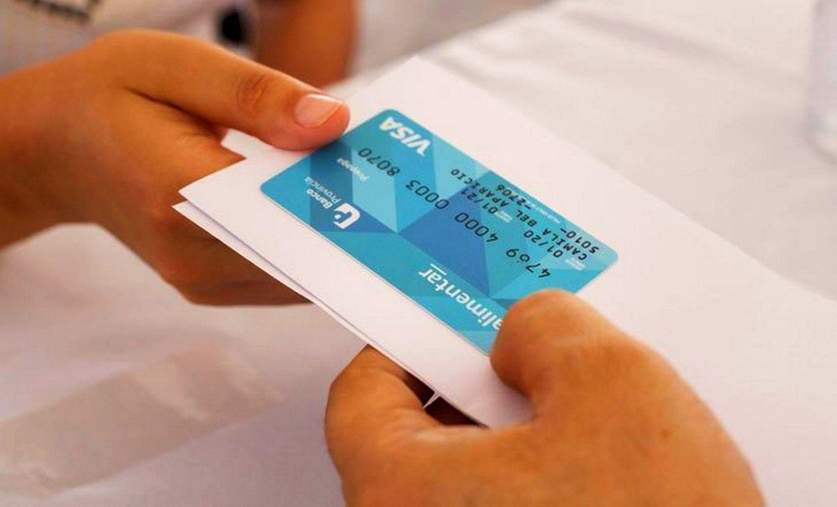 Comienza el operativo de entrega de la tarjeta AlimentAR en Berisso