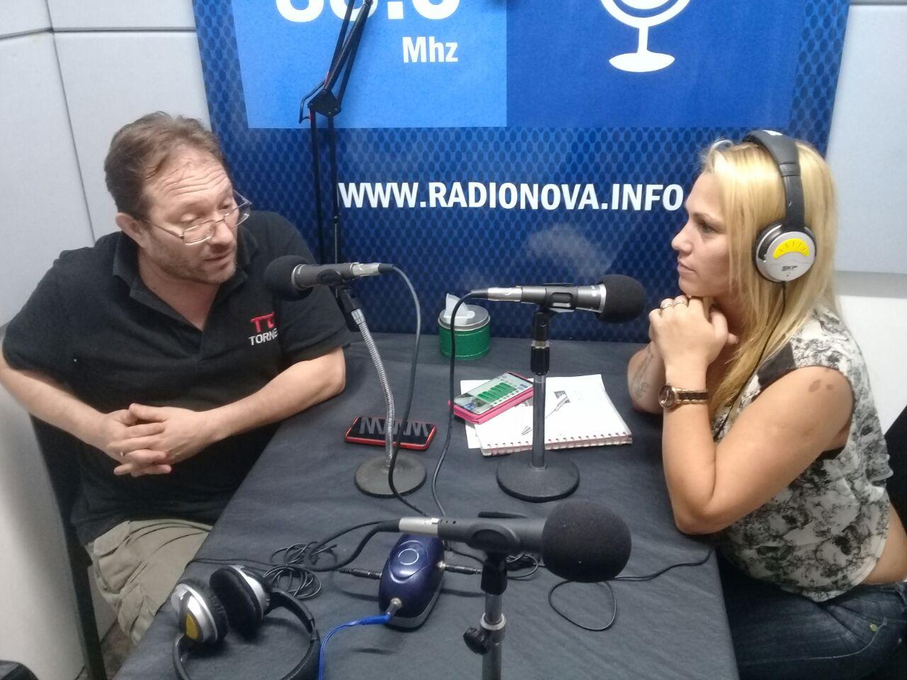 Durante una nueva emisión del programa de Cadena Radial NOVA, Derecho a Réplica, que conduce Silvia Cellini, el periodista argentino Gustavo Pescetta, estuvo dialogando sobre la situación económica y social del país.
