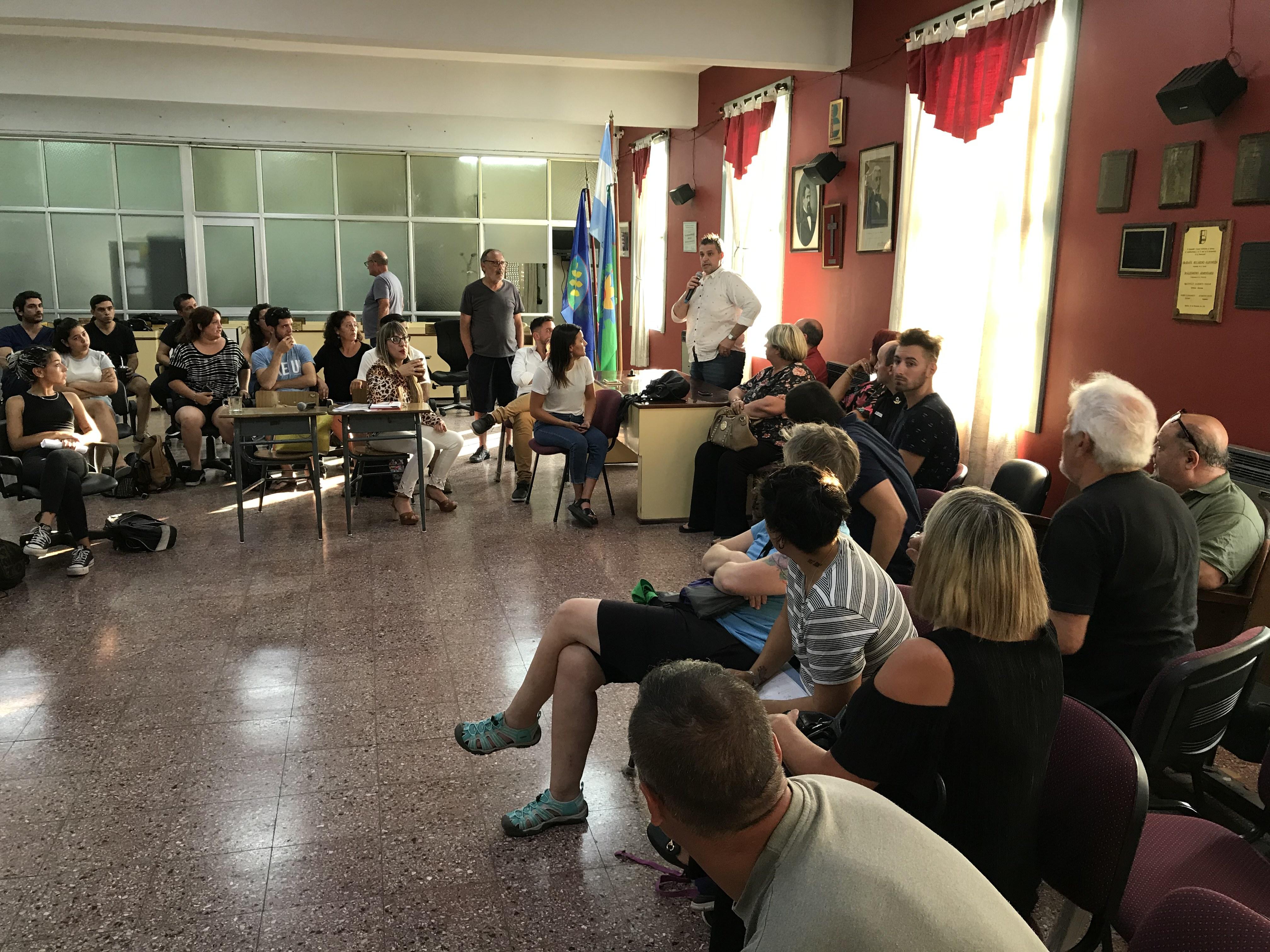 """Iovanovich y el debate por la nocturnidad: """"Escuchar al vecino nos enriquece como gestión"""""""