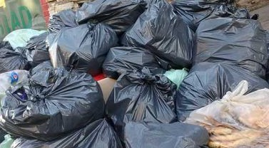 Preocupa la presencia de un camión lleno de basura en Barrio Nueva York