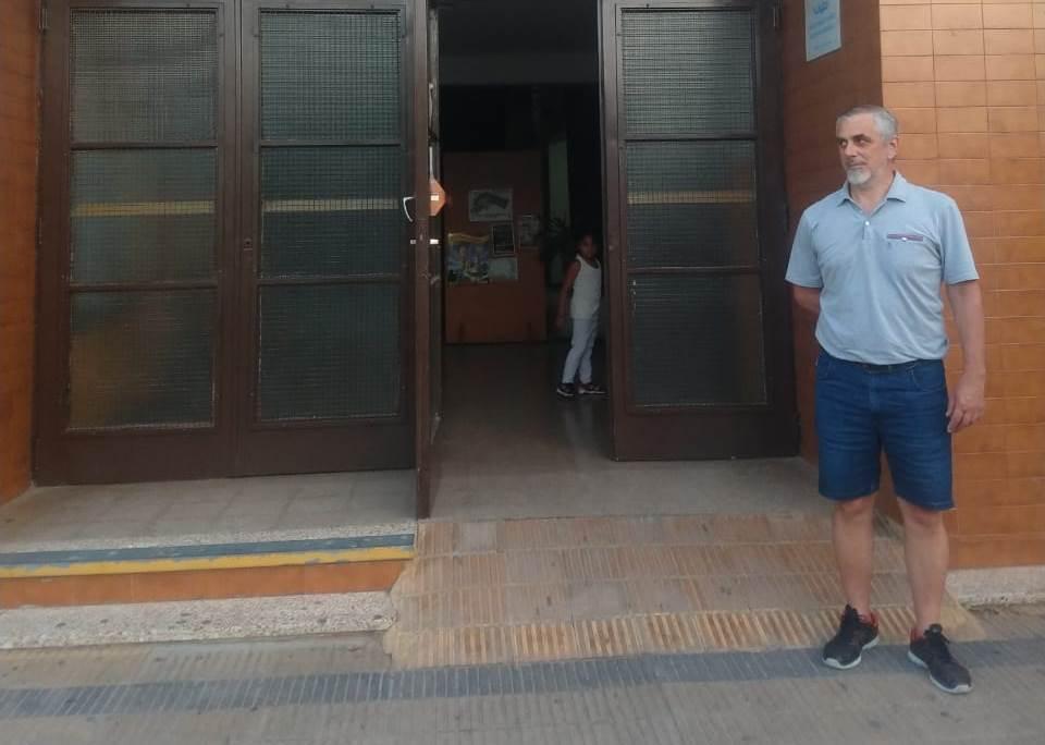 """BerissoCiudad se acercó hasta el CEyE y dialogó con su presidente, Claudio """"Grillo"""" Di Giovambattista, para que nos cuente sobre la actualidad de una de las instituciones emblemáticas de la ciudad."""