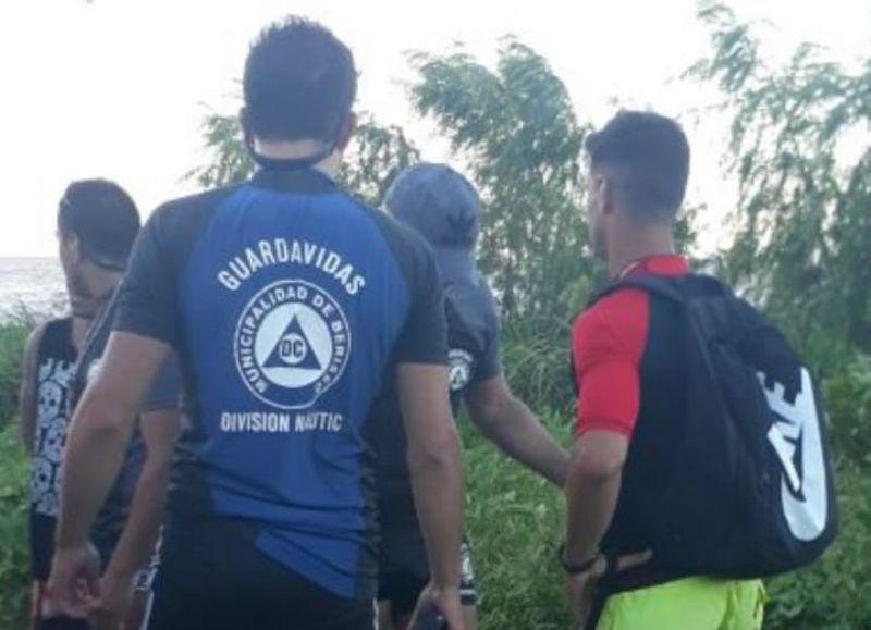 A las 19 horas de este domingo concluyó la segunda jornada de búsqueda de la persona desaparecida en la zona del Arroyo El Pescado, rastrillaje que había iniciado a primera hora de la jornada.