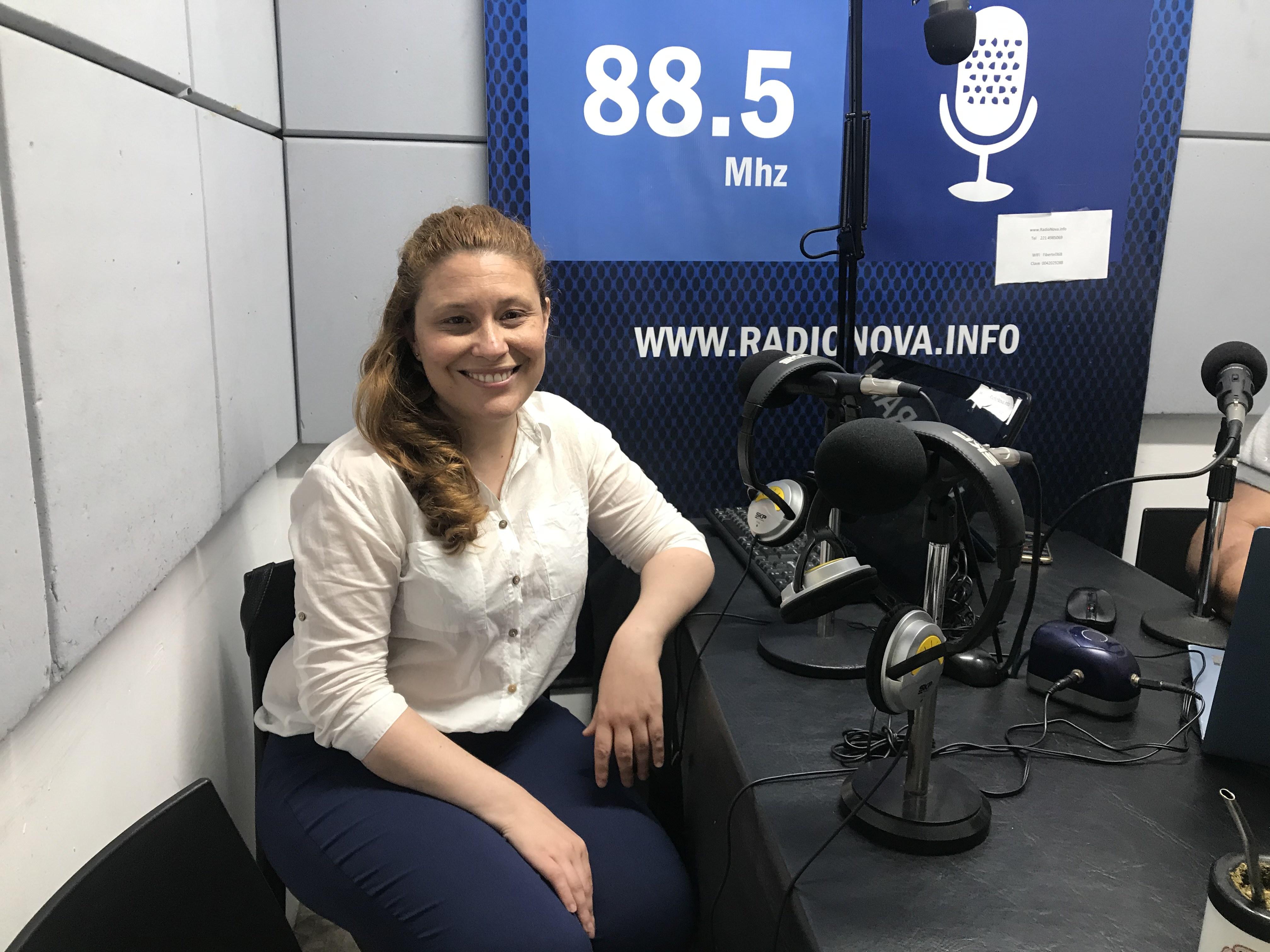 """Nadia Jerbes, artista y funcionaria: """"A la gestión no vine para que me miren y me aplaudan"""""""