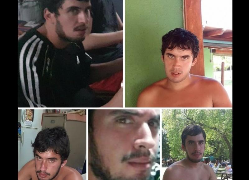 Intensifican la búsqueda de Ian Bernardez