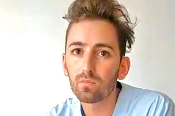 Odontólogo solidario: Asistirá urgencias para hacerle frente a la pandemia