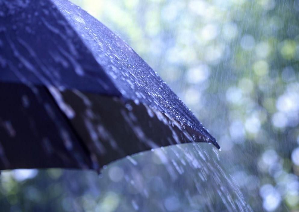 Lluvias y tormentas en la región
