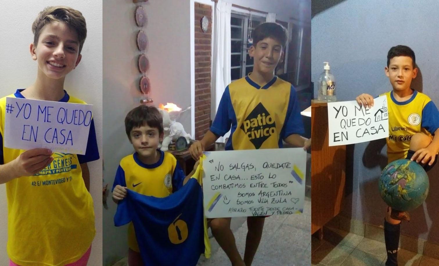 Club Villa Zula: A la espera y con el corazón dispuesto para volver a la institución