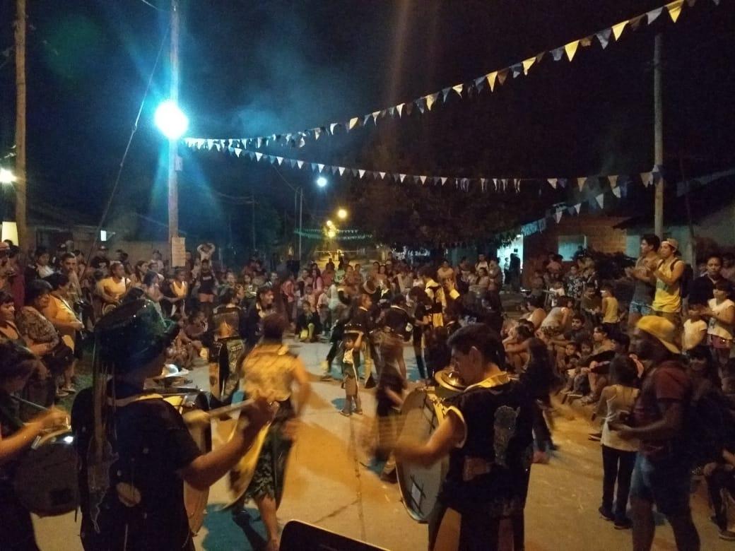 """""""Carnaval en el barrio"""", un festejo a todo pulmón"""