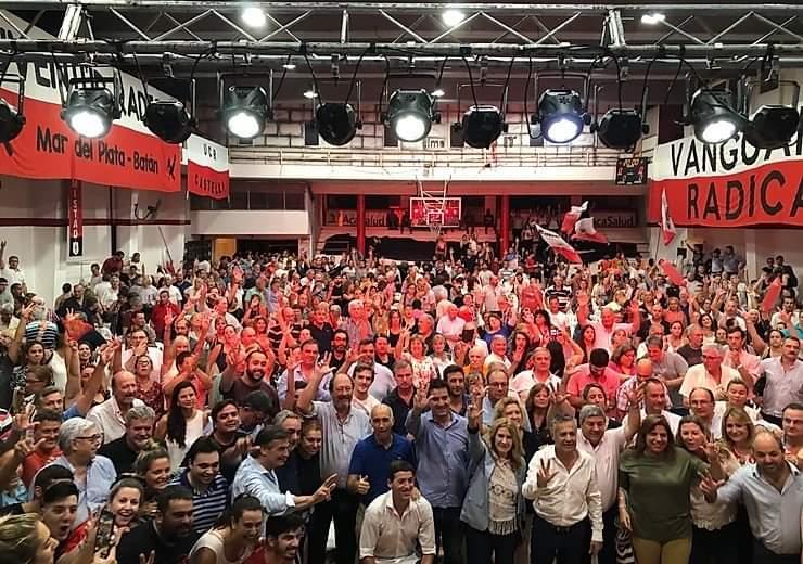 """Ana Lara afirmó que la UCR apunta a configurarse """"como oposición constructiva"""""""