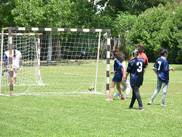 Culminó una nueva temporada de la Liga de Fútbol para Personas con Discapacidad