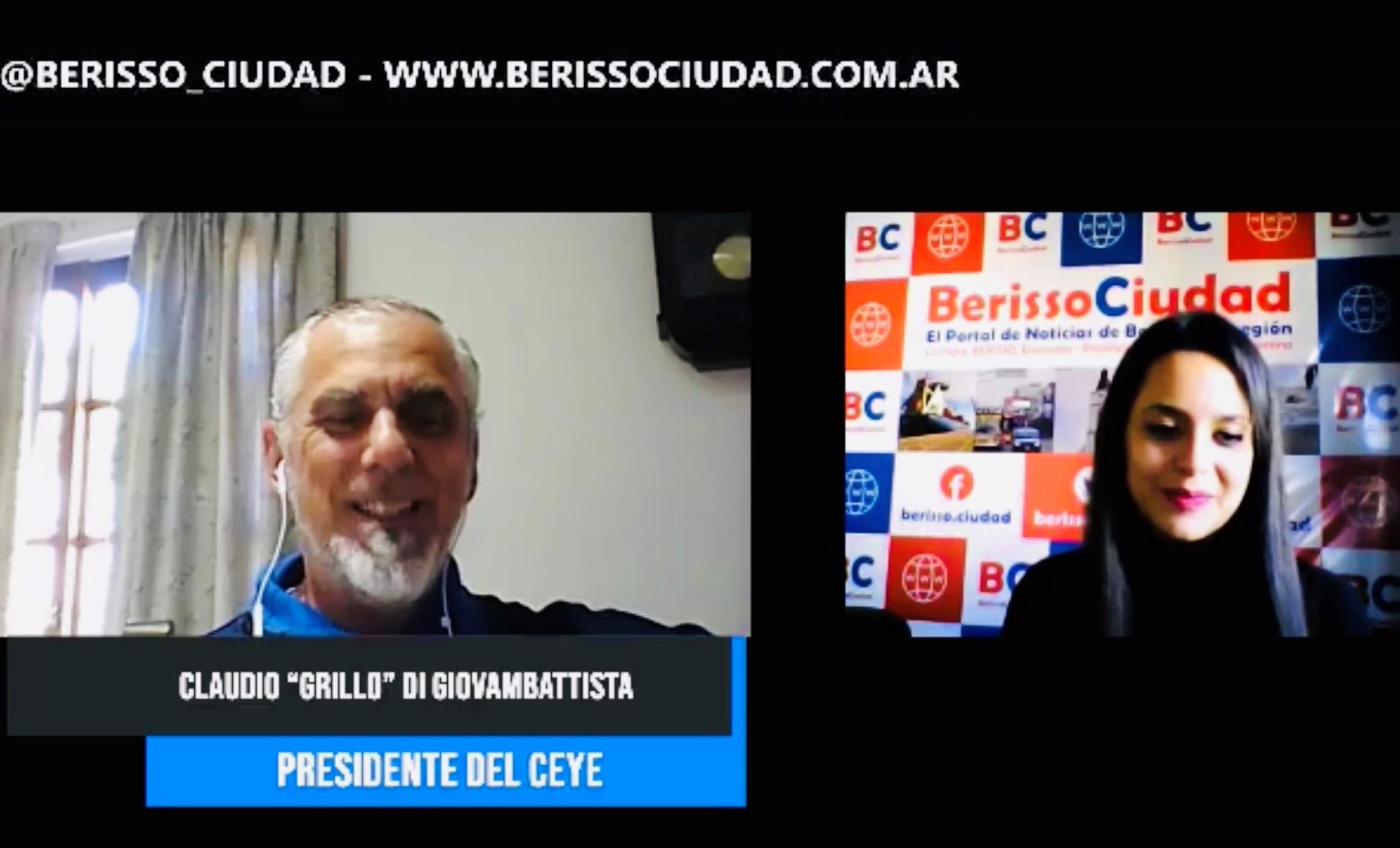 """El presidente del CEyE cree que """"los clubes pueden ser un canal de desahogo"""" tras la pandemia"""