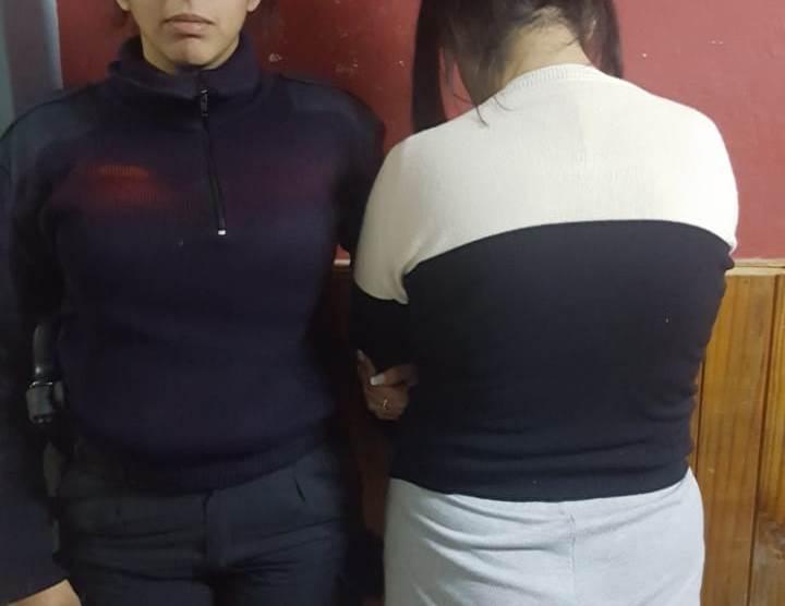 Personal del Comando Patrulla Berisso se dirigió este martes a 125 entre 65 y 66, ante la denuncia de una gresca entre dos jóvenes.
