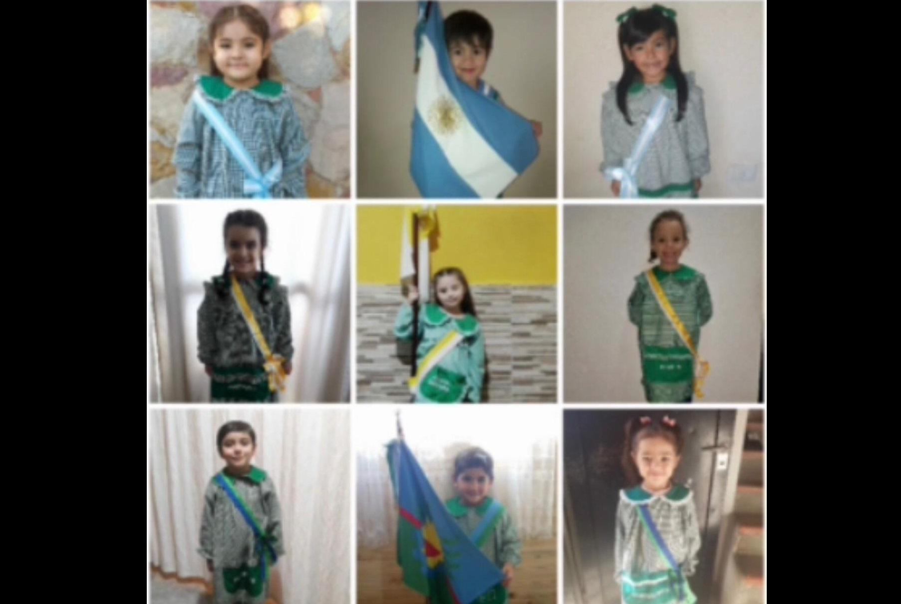 25 de mayo: Un festejo que no se pasa por alto y los chicos los saben