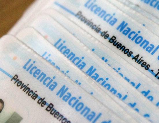 Se volvió a ampliar el plazo de vencimiento de las licencias de conducir