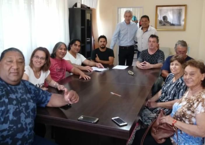 """Barragán en la mira: Los disgustos y los """"likes"""" a su figura como presidente del Consejo de Centros Provincianos"""
