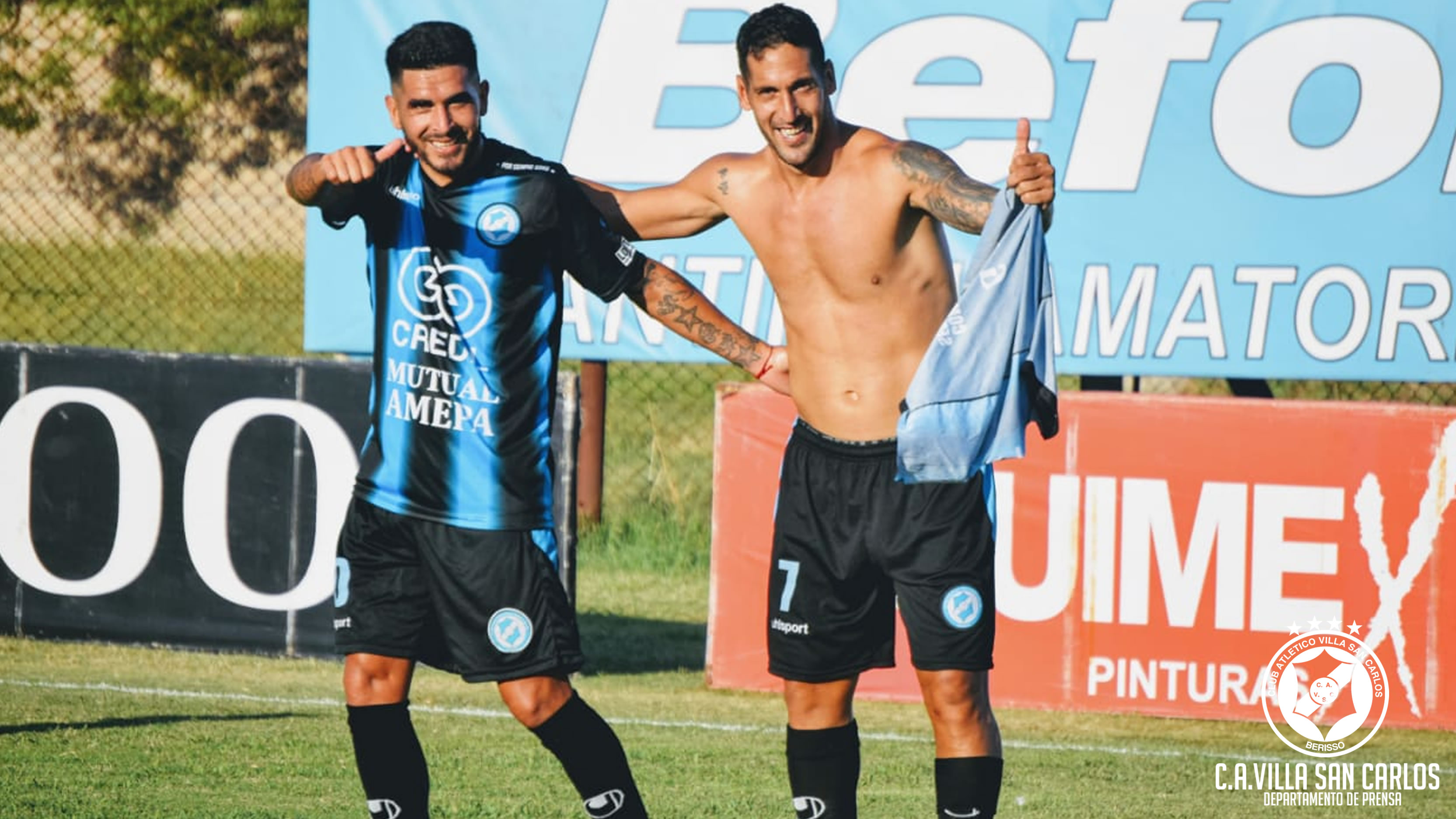 Batacazo de la Villa: Le ganó al puntero como visitante