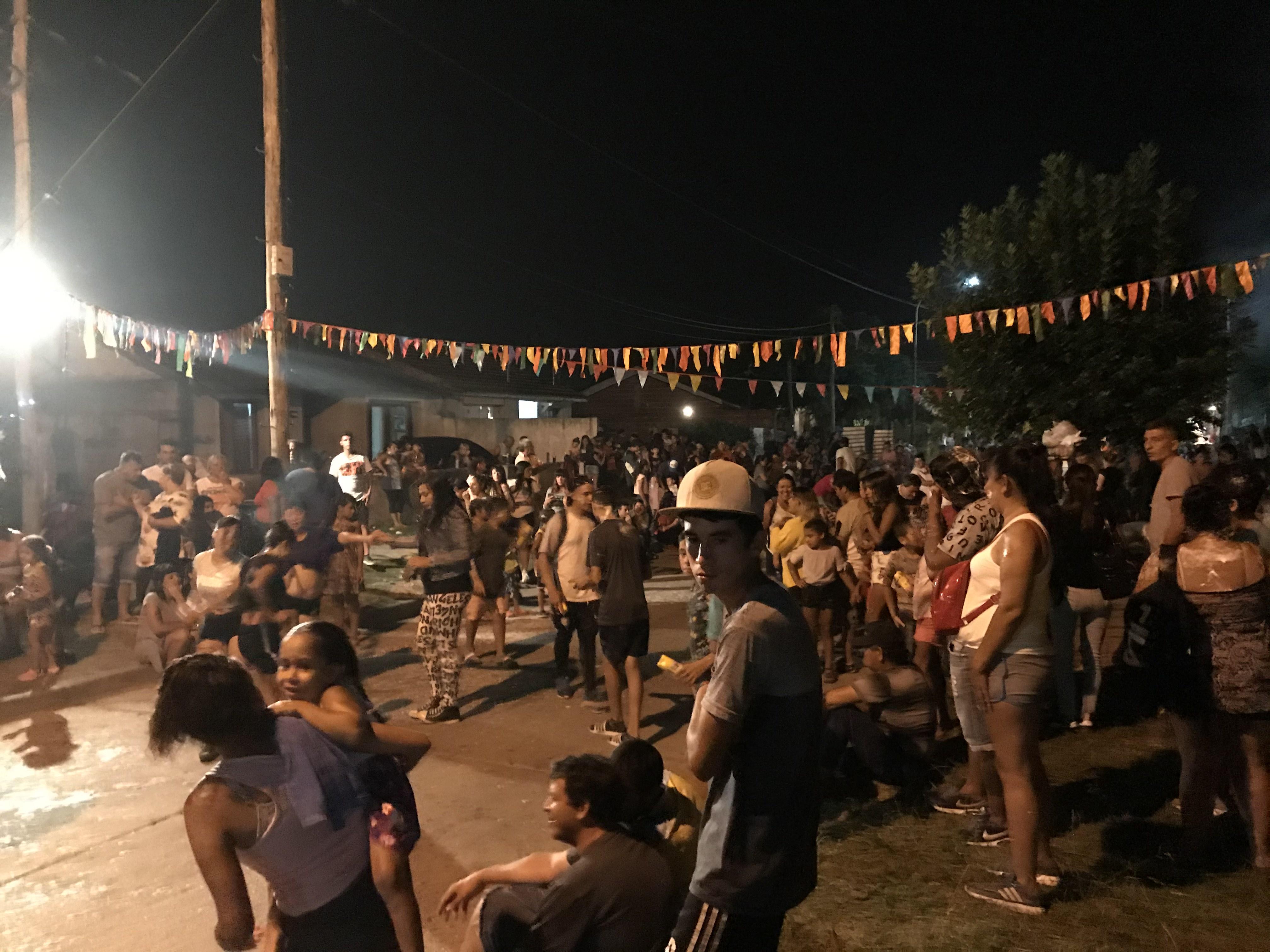 Sábado ATR: ReCreo en el Parque Cívico y el Carnaval del Barrio Obrero