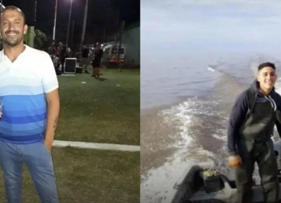 Este viernes al mediodía se detuvo la búsqueda de los pescadores desaparecidos en el Río de la Plata.