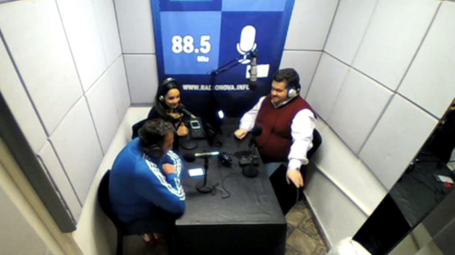 Este martes se llevó a cabo una nueva columna de Tomar Conciencia en Berissociudad en Radio por Cadena Radial NOVA 88.5, con la presencia del operador socioterapéutico Marcelo Chediak.