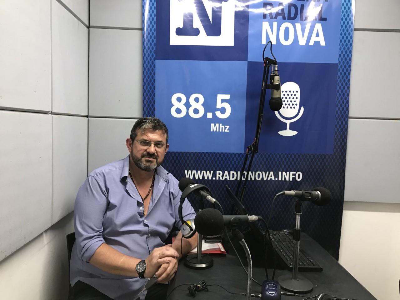 En diálogo con BerissoCiudad en Radio, el delegado de la Zona II, Carlos Lozano, se refirió a distintas cuestiones de la actualidad la recolección, obras, expectativas a futuro y demás aspectos que fueron desandados.