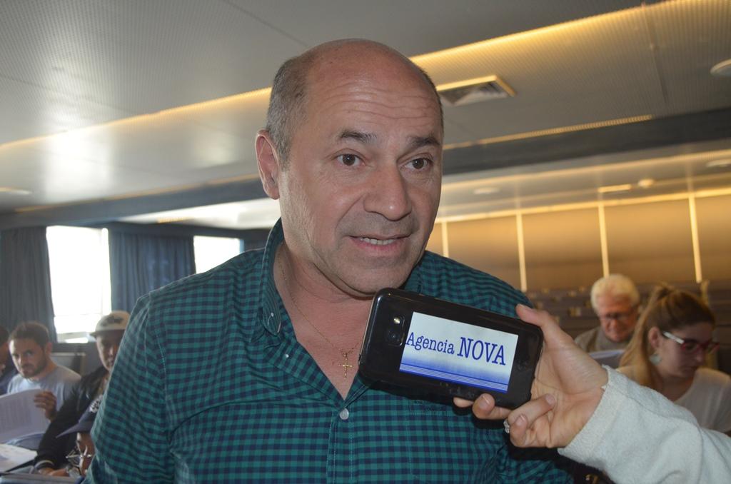El intendente Secco confirmó el primer caso de coronavirus en Ensenada
