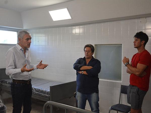 """Cagliardi: """"Nos estamos preparando para todos los posibles escenarios"""""""