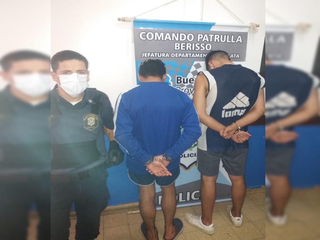 Peligro, boludos sueltos: detuvieron a dos jóvenes violando la cuarentena