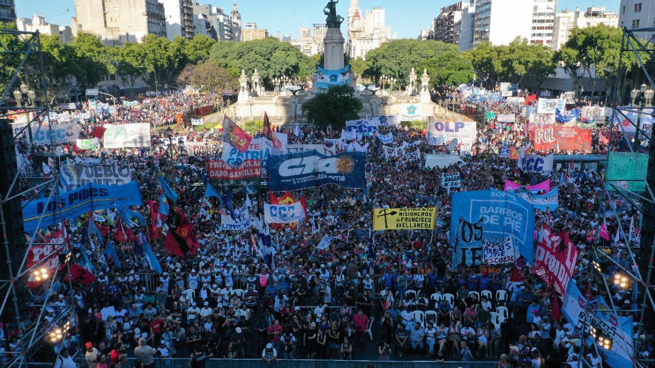 """José Caraballo: """"Al igual que en el resto del país, en Berisso la situación del hambre no espera"""""""