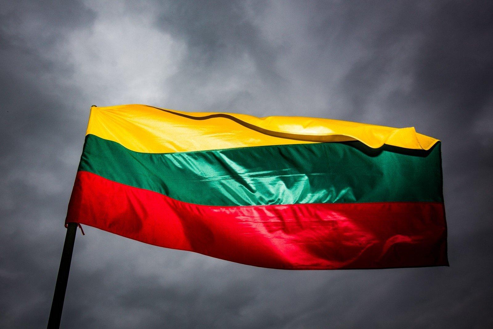Acto en Berisso por el 102° aniversario de la independencia lituana