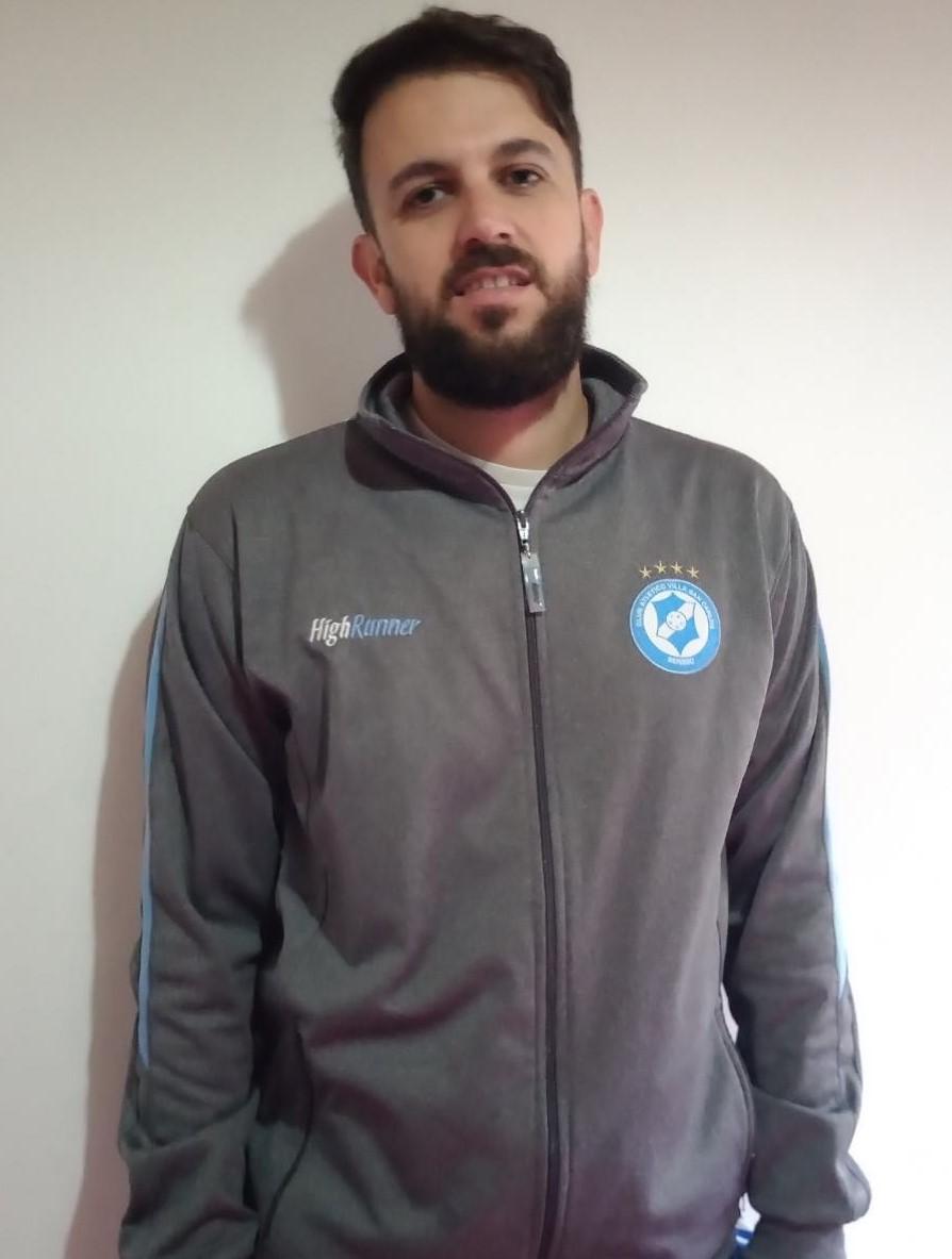 "Juan Manuel Córdoba: ""Se extraña mucho vernos, charlar de la Villa"""